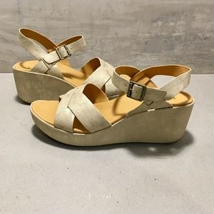 Korks by Kork-Ease Denica Platform Wedge Sandal